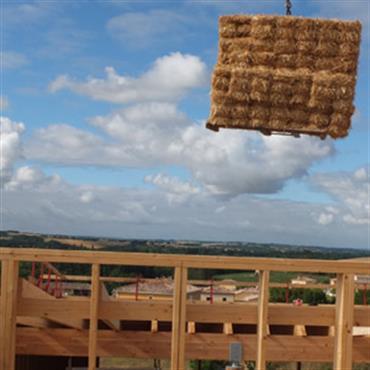 Pourquoi y a-t-il en France un intérêt grandissant en faveur des matériaux écologiques ? Réponse : pour limiter l'impact sur ... Domozoom