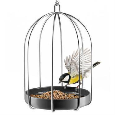 Mangeoire à oiseaux / Ø 22 x H 31 cm