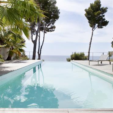 Villa contemporaine bord de mer  Domozoom