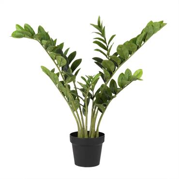 Plante ZZ artificielle en pot