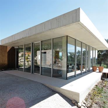 Extension d'une Maison familiale, Le Tholonet [13]