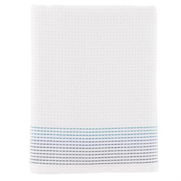 Carré Blanc innove avec le drap de douche Kargo en nid d'abeille, doublé bouclette 420 g/cm². Une éponge légère et souple pour l'été qui garde son côté séchant et absorbant ...