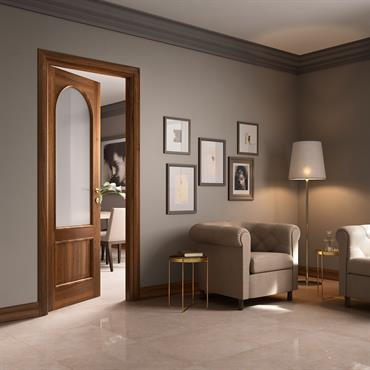 Il ne reste rien à changer. Une porte Ferrero Legno est une combinaison d'éléments qui produisent un équilibre parfait entre ... Domozoom