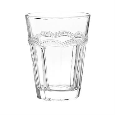 Chope en verre
