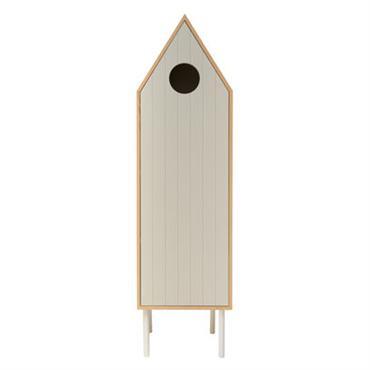 Armoire Levante / Avec porte - L 50 x H 180 cm