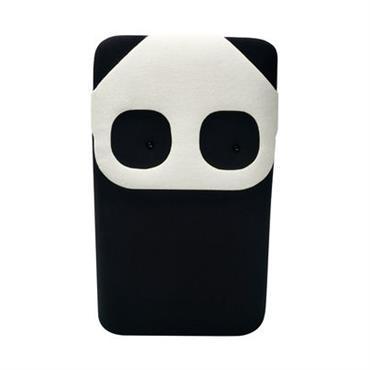 Coussin Panda Mini / L 20 x H 33 cm - Elements