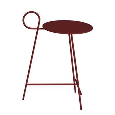 Table d´appoint Carmina / Ø 30 x H 57 cm - Driade
