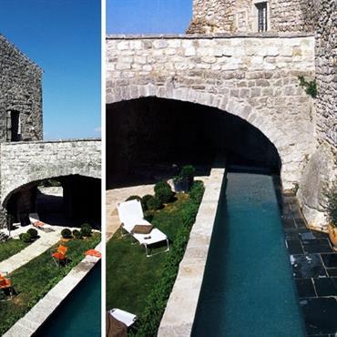Rénovation d'un château en maison d'hôtes  Domozoom