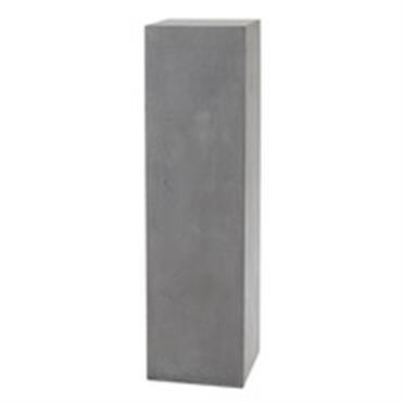 Optez pour un design épuré dans votre intérieur avec la colonne Minéral béton. Cette colonne en matériaux composites imite l'aspect du béton avec une certaine légèreté. A utiliser en intérieur ...