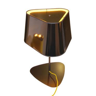 Lampe de table Grand Nuage H 62 cm - Designheure jaune