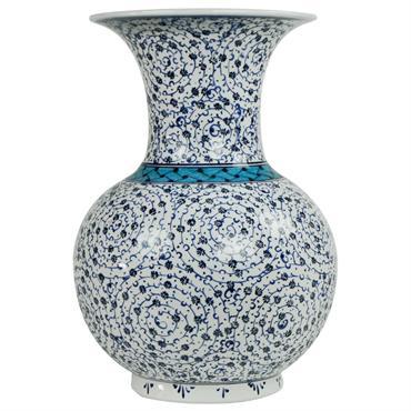 Vase artisanal oriental