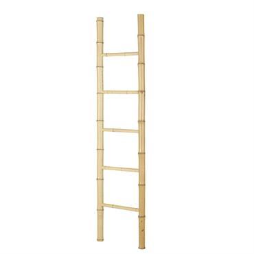 Votre cur balance entre style classique chic et esprit bohème version asiatique ? La échelle déco en bambou mat PING est faite pour vous ! Avec ses lignes épurées et ...