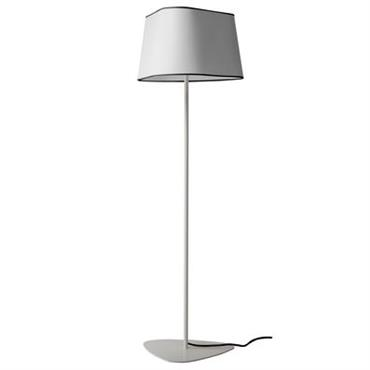 Lampadaire Grand Nuage H 122 cm - Designheure blanc