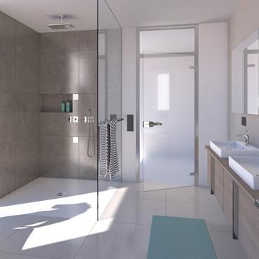 Les plus belles douches à l'italiennes sont réunies dans notre sélection. Retrouvez de nombreux équipements design pour concevoir une douche ... Domozoom