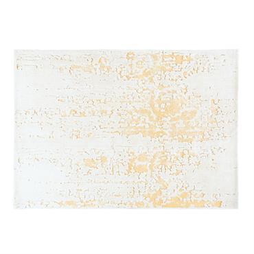 Avec le tapis blanc et beige 140x200 KAMYA, aucun intérieur n'échappera à la tendance exotique chic ! Avec ses jolis empiècements, ce tapis ethnique apportera relief et élégance à votre ...