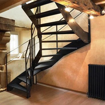 Escalier Kinkl  Domozoom