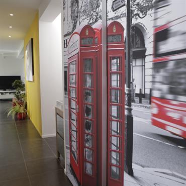 Porte de placard coulissante LONDON