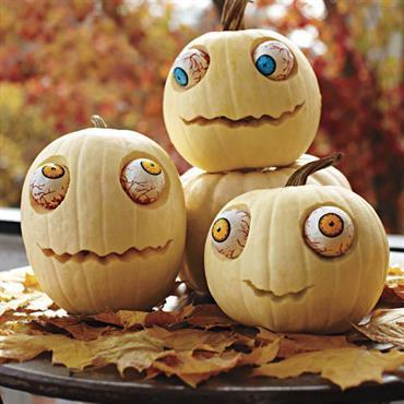 Halloween est au coin du bois et vous vous sentez courge de n'avoir pas encore décoré votre maison ?! Pas ... Domozoom