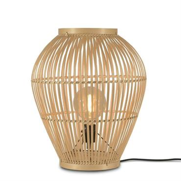 Lampe de sol bambou H50cm
