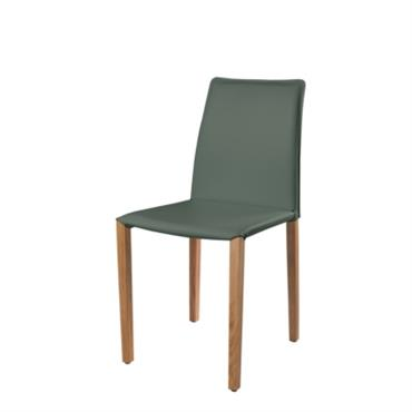 Lot de 2 chaises Olivia Woody Chêne