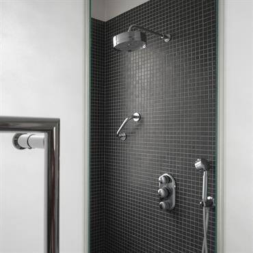 Détail de la douche