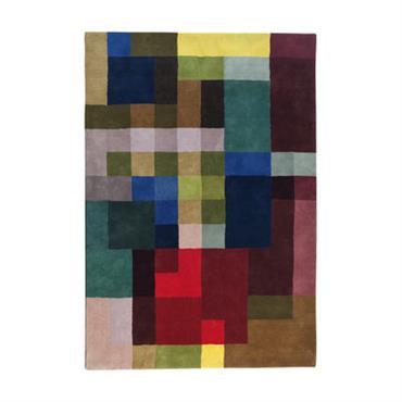 Tapis Mondrianesque 2 / Exclusivité - 170 x 240 cm - Nanimarquina