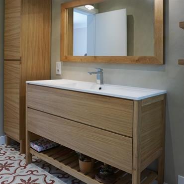 Ensemble mobilier de salle de bain