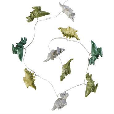 Guirlande lumineuse dinosaures 10 LED L136