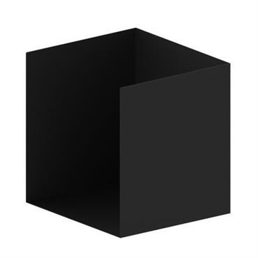 Caisson ouvert / Pour bibliothèque Easy Irony - L 35 cm
