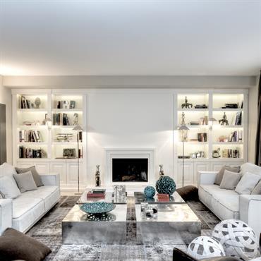 Pas une simple maison sympa, mais une recherche de styles et d'ambiances, une recherche d'identité unique sans temps. Une maison ... Domozoom