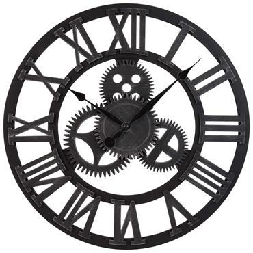Horloge à rouages D46