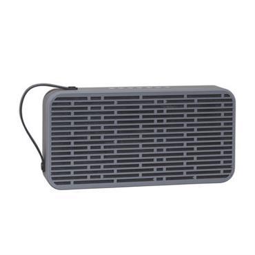 Enceinte Bluetooth aSound / Portable sans fil - Kreafunk gris foncé