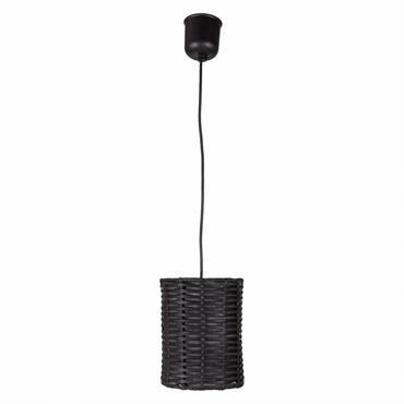 L'avantage avec la suspension Black Yunis en rotin noir c'est qu'elle trouve sa place facilement dans toutes vos pièces : salon, chambre, cuisine, salle de bain et bien d'autres. A ...