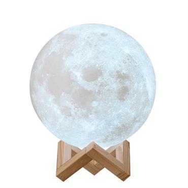 Lampe à poser pleine lune 18cm