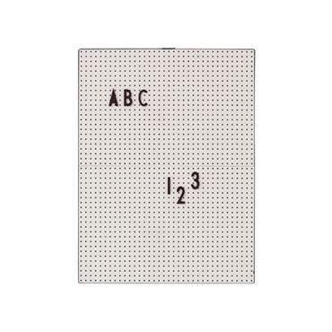 Tableau memo A4 / L 21 x H 30 cm - Design