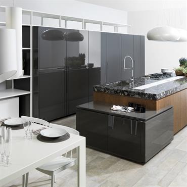 Comment choisir le bon plan de travail pour sa cuisine ? Le plan de travail est un élément central dans ... Domozoom
