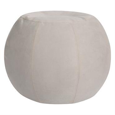 Élégance et confort sont au rendez-vous avec le pouf Plump Bob La combinaison de milliers de billes de polystyrènes et de son tissu doux imitation Daim vous assure un confort ...
