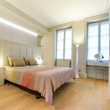 Photos et id es d coration maison photo int rieur et for Agencement de chambre a coucher