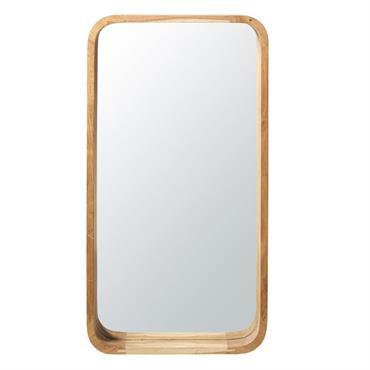 Miroir en manguier 62x120