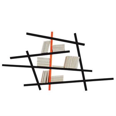 Bibliothèque Mikado Small / L 185 x H 100 cm - Coloris