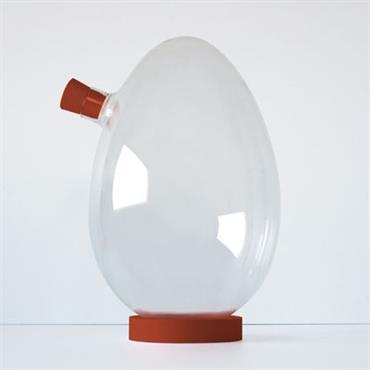 Carafe Egg-s / Sebastian Bergne - Iconic Serie - Designerbox rouge