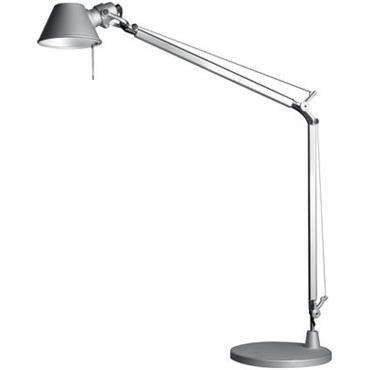 Lampe de table Tolomeo Midi LED - Artemide aluminium en métal