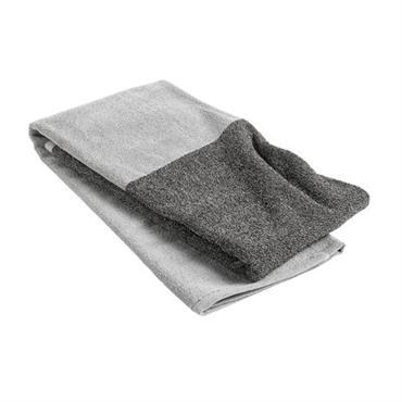 Drap de bain Compose / 140 x 70 cm - Hay gris clair