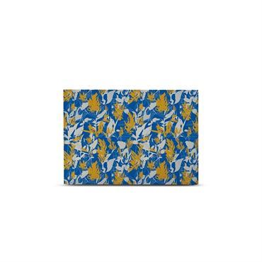 Tête de lit avec housse Bleu de cobalt 180 cm