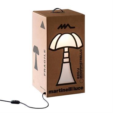 Lampe à poser carton Mini Pipistrello H62cm