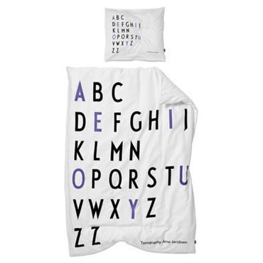 Parure de lit enfant Arne Jacobsen / 100 x 140 cm