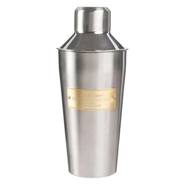 Shaker en métal et laiton