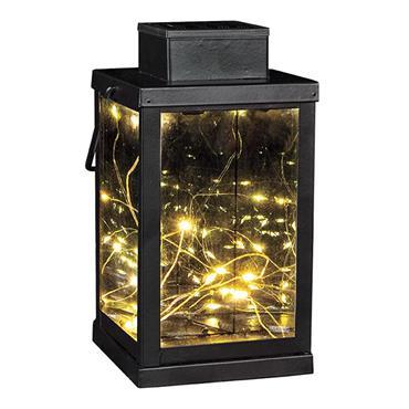 LAMPE DE TABLE SOLAIRE LED : Microcosmo est une lampe de table sans fil LED blanc chaud. Cette lampe solaire se distingue par son design original et magique, mais également ...