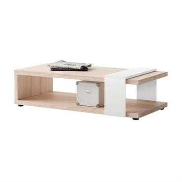Table basse bicouleur Dalia