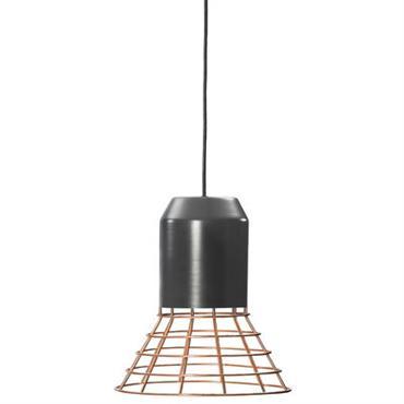 Suspension Bell Light / Ø 29 x H 34 cm - ClassiCon cuivre